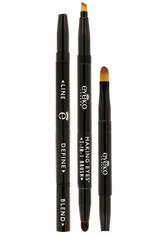EYEKO - Eyeko - Making Eyes 3-in-1 Brush – Lidschattenpinsel-set - one size - MAKEUP PINSEL