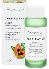 Deep Sweep 2% BHA Pore Cleaning Toner with Moringa and Papaya