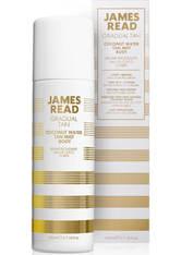 James Read Gradual Tan Coconut Water Tan Mist Body Selbstbräunungsspray  200 ml