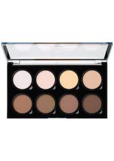 NYX PROFESSIONAL MAKEUP - NYX Professional Makeup Highlight & Contour Pro Palette - CONTOURING & BRONZING
