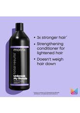 Matrix Total Results Unbreak My Blonde Sulfat-Free Stärkung Conditioner 1000ml