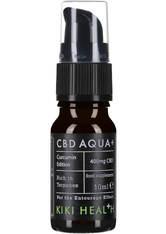KIKI HEALTH - KIKI Health CBD Aqua + with Additional Curcumin 10 ml - TAGESPFLEGE