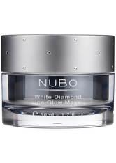NUBO - NuBo White Diamond Ice Glow Mask 50ml - CREMEMASKEN