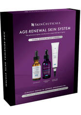 SKINCEUTICALS - SkinCeuticals Age-Renewal Skin System - Targeted Regime for Anti-Ageing - PFLEGESETS