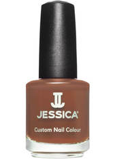Jessica Custom Colour Toasted Pecans Nail Varnish 15ml