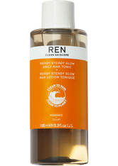 REN Clean Skincare Ready Steady Glow Daily Travel Size AHA Tonic 100ml