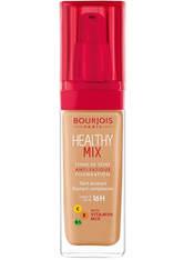 Bourjois Healthy Mix Anti-Fatigue Medium Coverage Liquid Foundation 30ml 56 Light Bronze (Medium, Neutral)