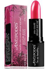 Antipodes Healthy Lipstick  Lippenstift 4 g Dragon Fruit Pink