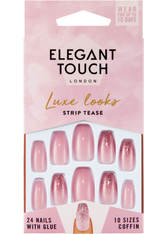 Elegant Touch Luxe Looks Strip Tease Nails