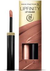 MAX FACTOR - Max Factor Lipfinity Lip Color 3.69g - 180 Spiritual - LIPPENSTIFT