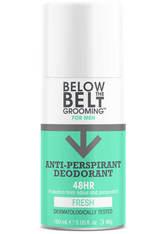 BELOW THE BELT GROOMING - Below The Belt Grooming Anti-Perspirant Deoderant 150ml - DEODORANT