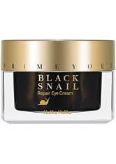 HOLIKA HOLIKA - Holika Holika - Augenpflege - Prime Youth Black Snail Repair Eye Cream - AUGENCREME