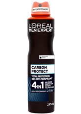 L'ORÉAL PARIS MEN EXPERT - L'Oréal Paris Men Expert Carbon-Protect Deodorant 250 ml - DEODORANT