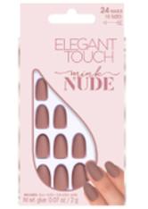 ELEGANT TOUCH - Elegant Touch Nude Collection Nails - Mink - KUNSTNÄGEL