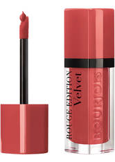 BOURJOIS - Bourjois Rouge Edition Velvet Liquid Lipstick 6.7ml 04 Peach Club - LIQUID LIPSTICK
