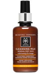 APIVITA Cleansing Milk for Normal/Dry Skin 200ml