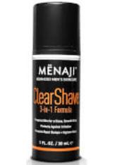 Menaji Clear Shave Shaving Gel 3-in-1 Formula