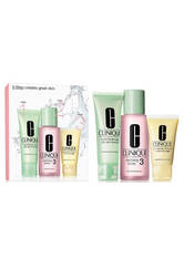CLINIQUE - Clinique 3-Step Introduction Kit for Oily Skin - PFLEGESETS
