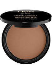 NYX PROFESSIONAL MAKEUP - NYX Professional Makeup Matte Bronzer Bronzingpuder  Nr. 03 - Medium - CONTOURING & BRONZING