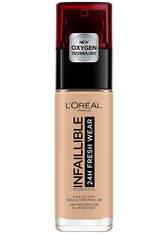 L'Oréal Paris Infallible 24hr Freshwear Liquid Foundation (Various Shades) - 235 Honey