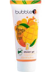 BUBBLE T - Bubble T Cosmetics Mango Ice Tea Shower Gel 200ml - Duschen & Baden