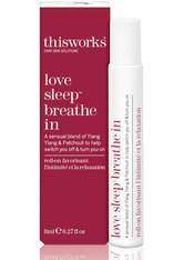 This Works Love Sleep Love Sleep Breathe In Körperöl 8.0 ml
