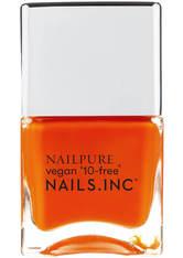 NAILS INC. - NAILSINC Nail Pure Nail Polish 14ml Womanger - NAGELLACK