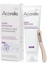 Acorelle Produkte Haarentfernungscreme Körper 150ml  150.0 ml