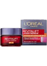 L'ORÉAL PARIS - L'Oréal Paris Revitalift Laser Renew Anti-Ageing Cream SPF20 50ml - Tagespflege