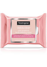 NEUTROGENA - Neutrogena Pink Grapefruit Medicated Facial Wipes - MAKEUP ENTFERNER
