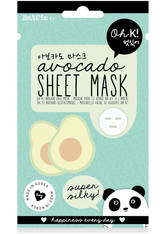 OH K! - Oh K! Avocado Sheet Mask 23 ml - TUCHMASKEN