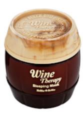 Holika Holika Wine Therapy Sleeping Mask - Red Wine 120ml - HOLIKA HOLIKA