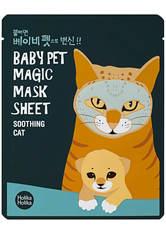 HOLIKA HOLIKA - Holika Holika Baby Pet Magic Mask Sheet (Cat) - TUCHMASKEN