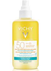 Vichy Produkte VICHY CAPITAL Soleil Sonnenspray+Hyaluron LSF 50 Sonnencreme 200.0 ml