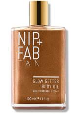 NIP+FAB - NIP+FAB Glow Getter Body Oil 100ml - KÖRPERCREME & ÖLE