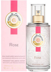 ROGER&GALLET - Roger&Gallet Rose Fresh Fragrant Water Spray 50 ml - PARFUM