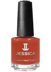 Jessica Custom Nail Colour Cabana Bay 14ml - Bahama Mama