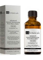 Dr Botanicals Pomegranate Noir Advanced Natural Moisturising Post-Save Balm For Men 50ml