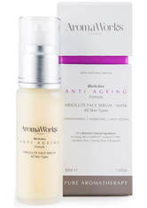 AROMAWORKS - AromaWorks Anti Ageing Absolute Face Serum Gesichtsserum  30 ml - Serum