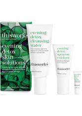this works Evening Detox Skin Solution