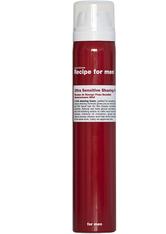 Recipe for men Produkte Ultra Sensitive Shaving Foam Räucherobjekte 100.0 ml