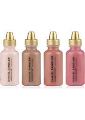 Daniel Sandler Watercolour Liquid Customisable Colour Set for Cheeks 4 x 15ml