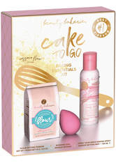 Beauty Bakerie Puder Cake to Go-Baking Essential Kit - Cassava Make-up Set 1.0 pieces