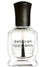 DEBORAH LIPPMANN - Deborah Lippmann Hard Rock Nagelstärkender Unter- und Überlack(15 ml) - BASE & TOP COAT