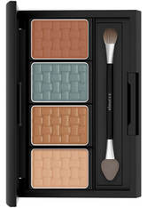 Doucce Freematic Quad Lidschatten Palette  1.4 g Nr. 19 - Island Hopping