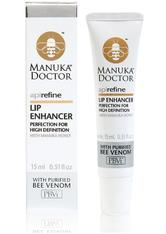 MANUKA DOCTOR - Manuka Doctor ApiRefine Lip Enhancer 15 ml - LIPPENÖL