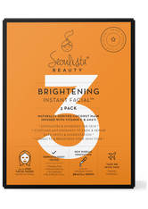 SEOULISTA - Seoulista Beauty Brightening Multi Pack 3's - Tuchmasken