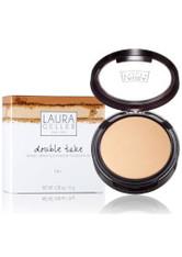 LAURA GELLER - Laura Geller Double Take Baked Versatile Powder Foundation (verschiedene Farbtöne) - Fair - FOUNDATION