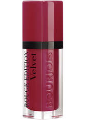 BOURJOIS - Bourjois Rouge Edition Velvet Liquid Lipstick 6.7ml 08 Grand Cru - LIQUID LIPSTICK