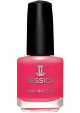 Jessica Nails Custom Colour Nail Varnish 14,8 ml - Magenta